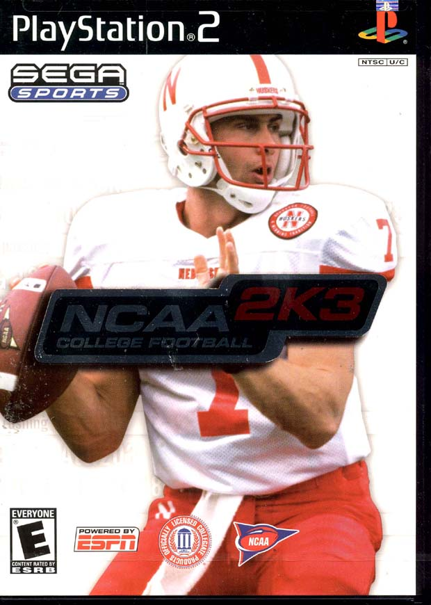 NCAA College Football 2K3 (Sega) for PlayStation 2 (PS2)
