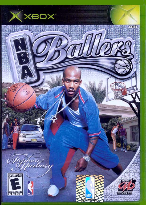 GameExpress.com: XBOX NBA BALLERS Game - Shop, Buy and Save!