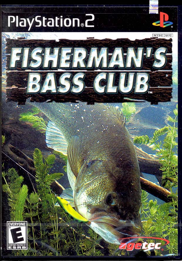 Fisherman's Bass Club for PlayStation 2 (PS2)