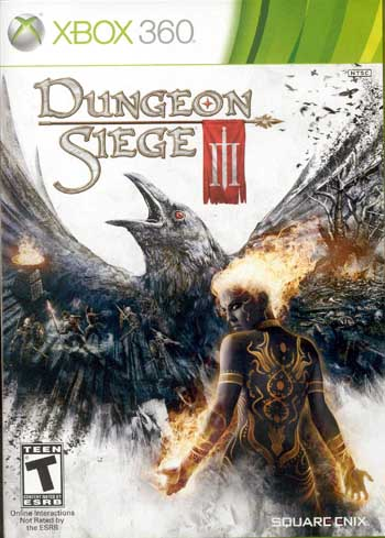 Dungeon Siege III for Xbox 360 (X360)