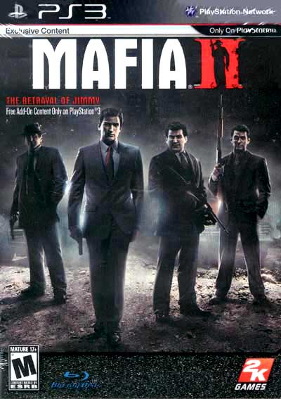MAFIA 2 Special Extended Edition PS 3 wersja PL (3.55) WOJMAR