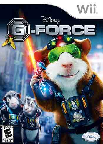 G Force   Nintendo Wii