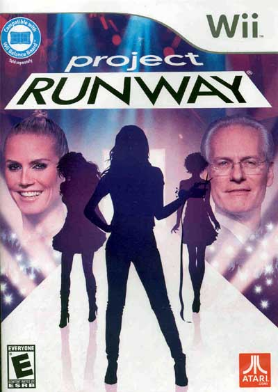 Fashion Runway Lights on Com  Nintendo Wii Project Runway Game   Shop  Buy And Save