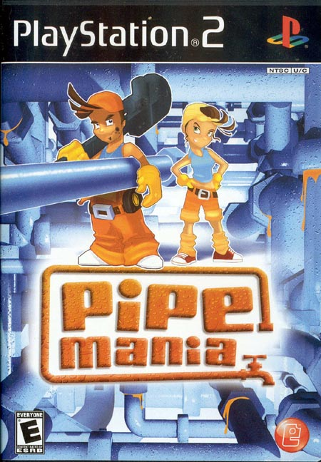 Pipe Mania (PS2) 2008