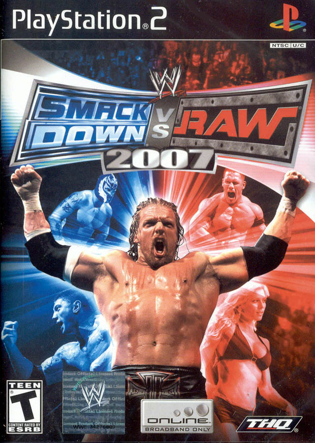 Download Free: WWE SMACKDOWN VS RAW 2007