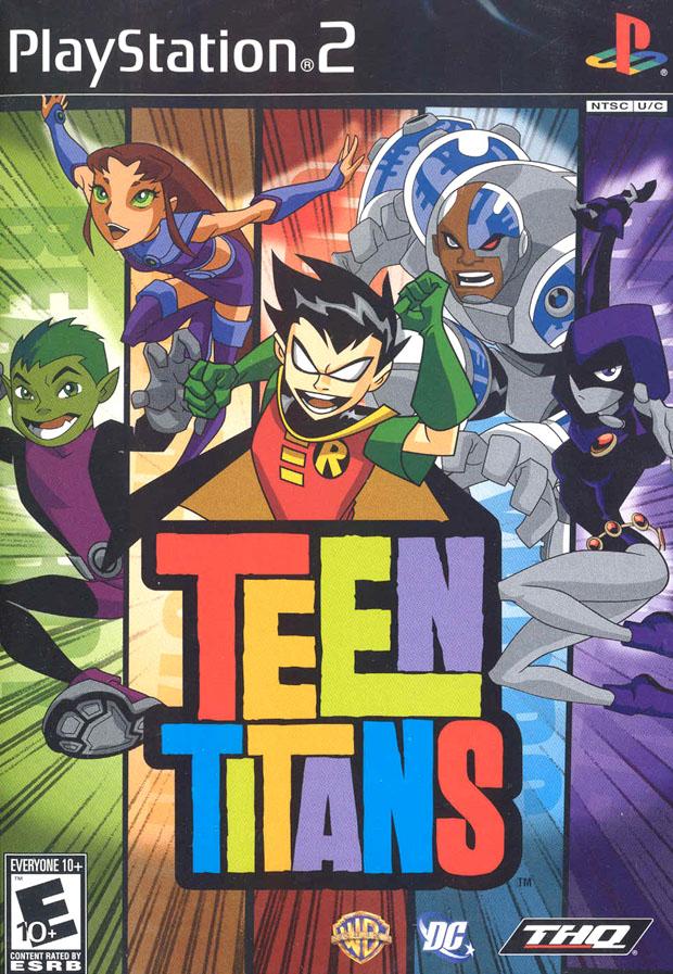 TEEN TITANS, [DVD][NTSC][INGLES][MU] - SUBIDA COMPLETA!!! 752919461006F