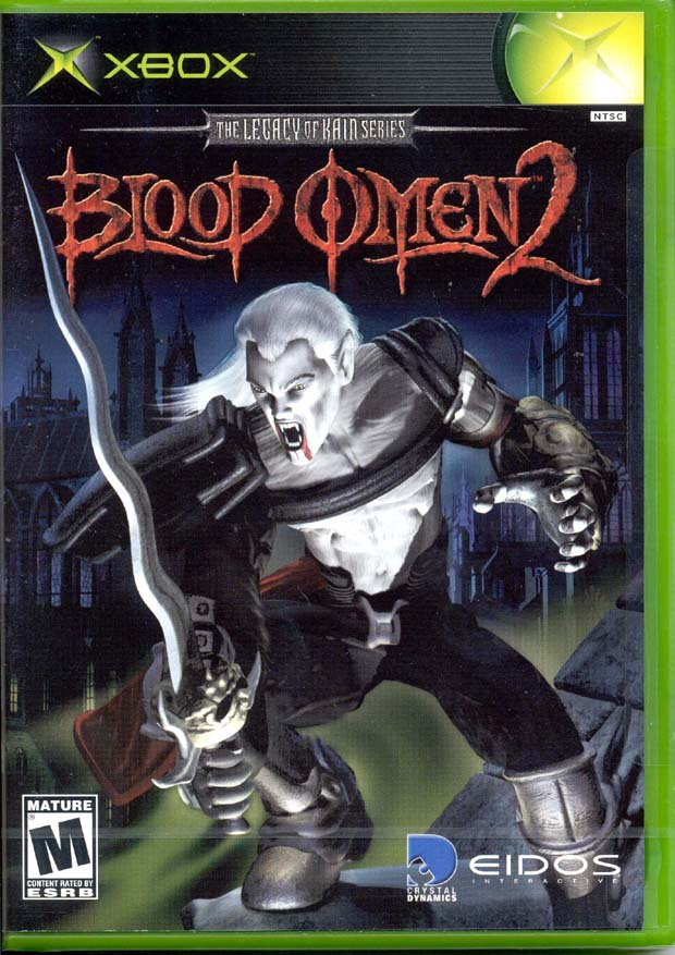 Blood Omen Xbox Action Eidos
