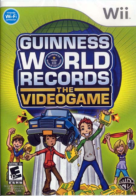 Guinness World Records: El Videojuego [Espaol] [Pal] [Wii] [FLS]